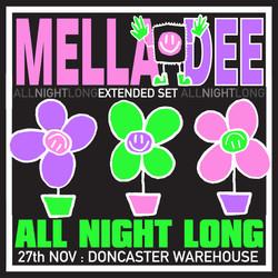 Mella Dee : All Night Long