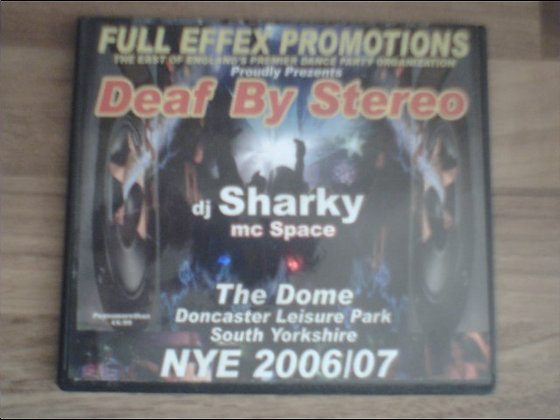 Sharky & Space - Dead By Stereo