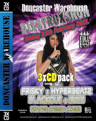 DJ Friskys Bday - 25/02/11