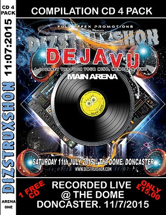 Dizstruxshon DeJaVu - Main Arena