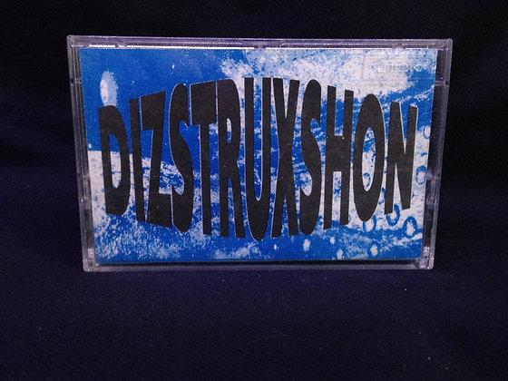 Eazy D & Rush - Dizstruxshon @ Howden - 26/11/93