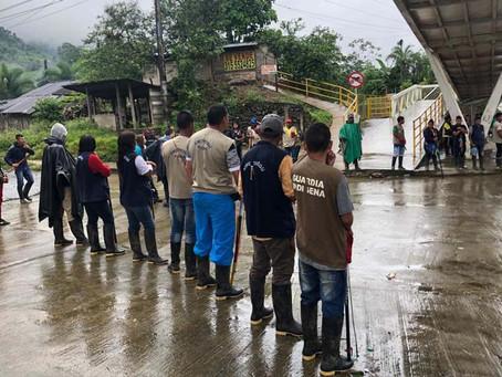 Acuerdo entre Gobierno e indígenas para levantar protestas en Cauca (Colombia)
