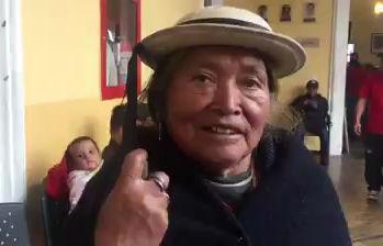 Las razones de la protesta indígena en el Ecuador