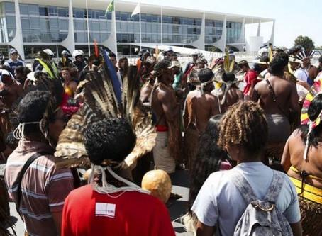 Un proyecto de ley amenaza la sobrevivencia indígena en Brasil