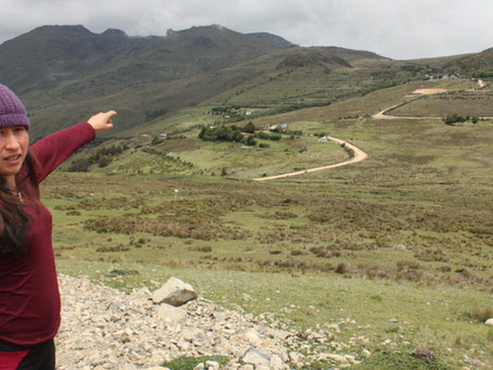 Ecuador mining conflict evolves into a battle for indigenous identity