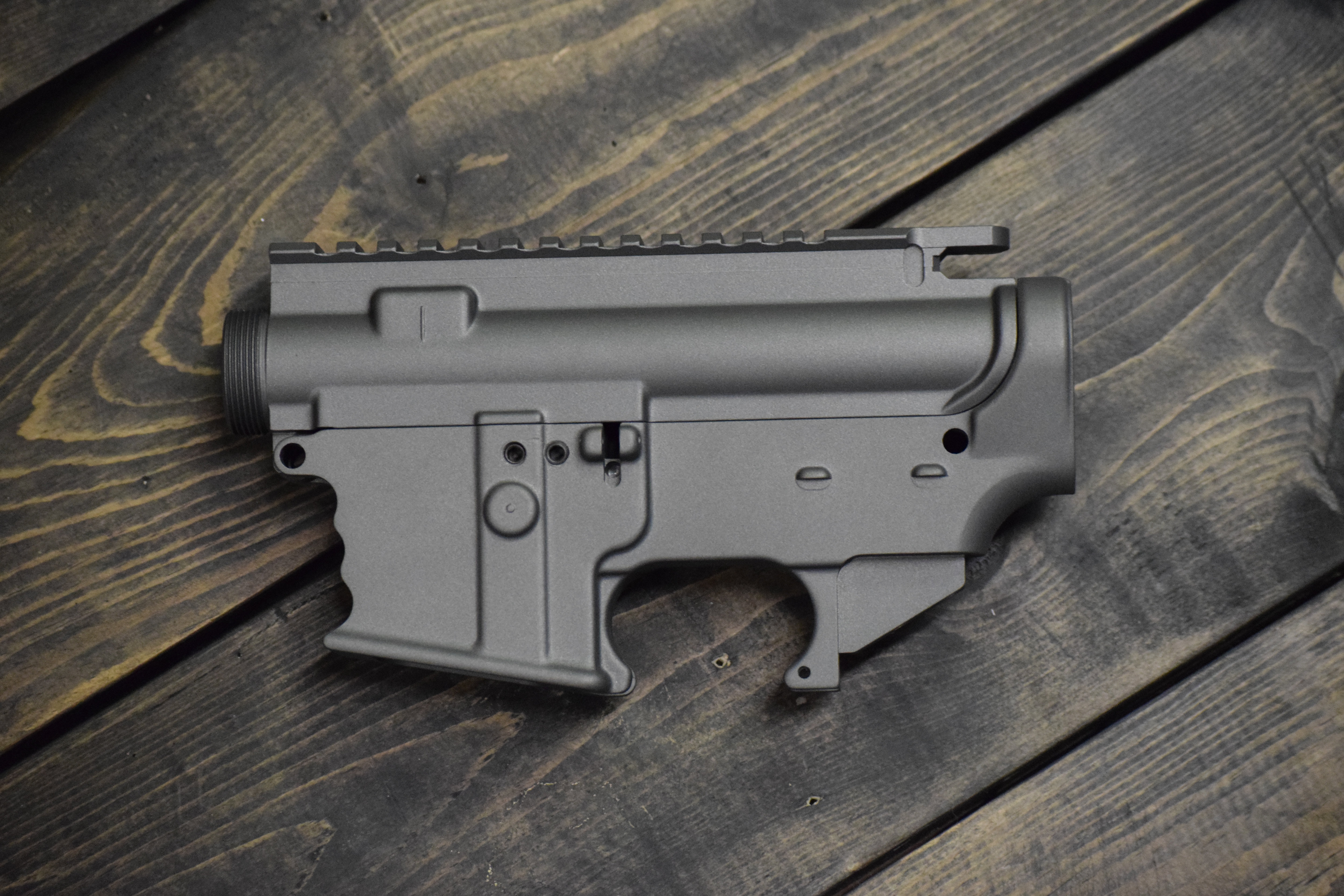Cerakoted AR9 Upper/80% Lower Set (LRBHO Lower)