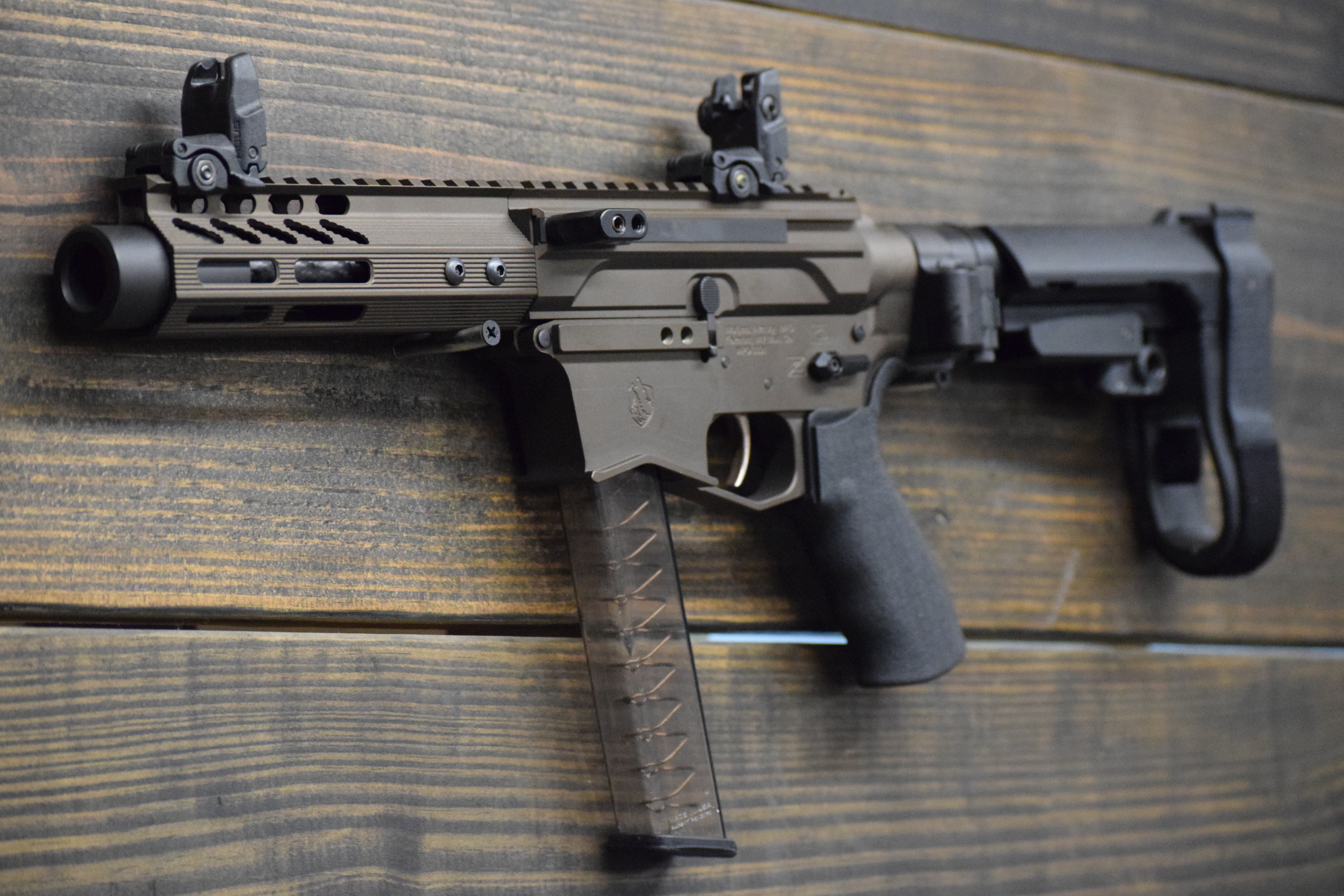 WP9 Compact A3B Pistol | wolfpack-armory