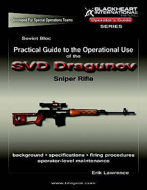 SVD Dragunov Operation Guide