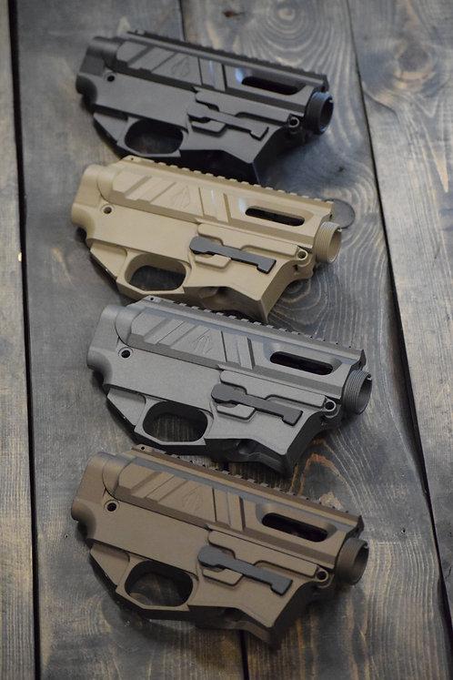 Cerakoted AR9 Upper/80% Lower Set (Billet Lower)