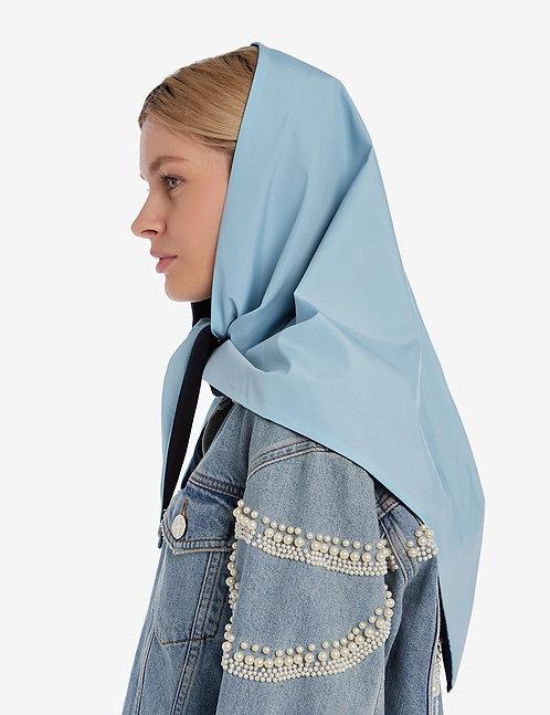 Head Waterproof Scarf blue