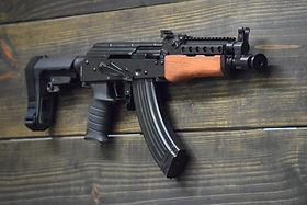 Custom AK-47 Rifles & Services - WPA