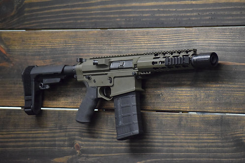 Custom LE308 CQB Pistol