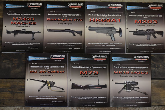 NATO Weapons Operation Guide Set