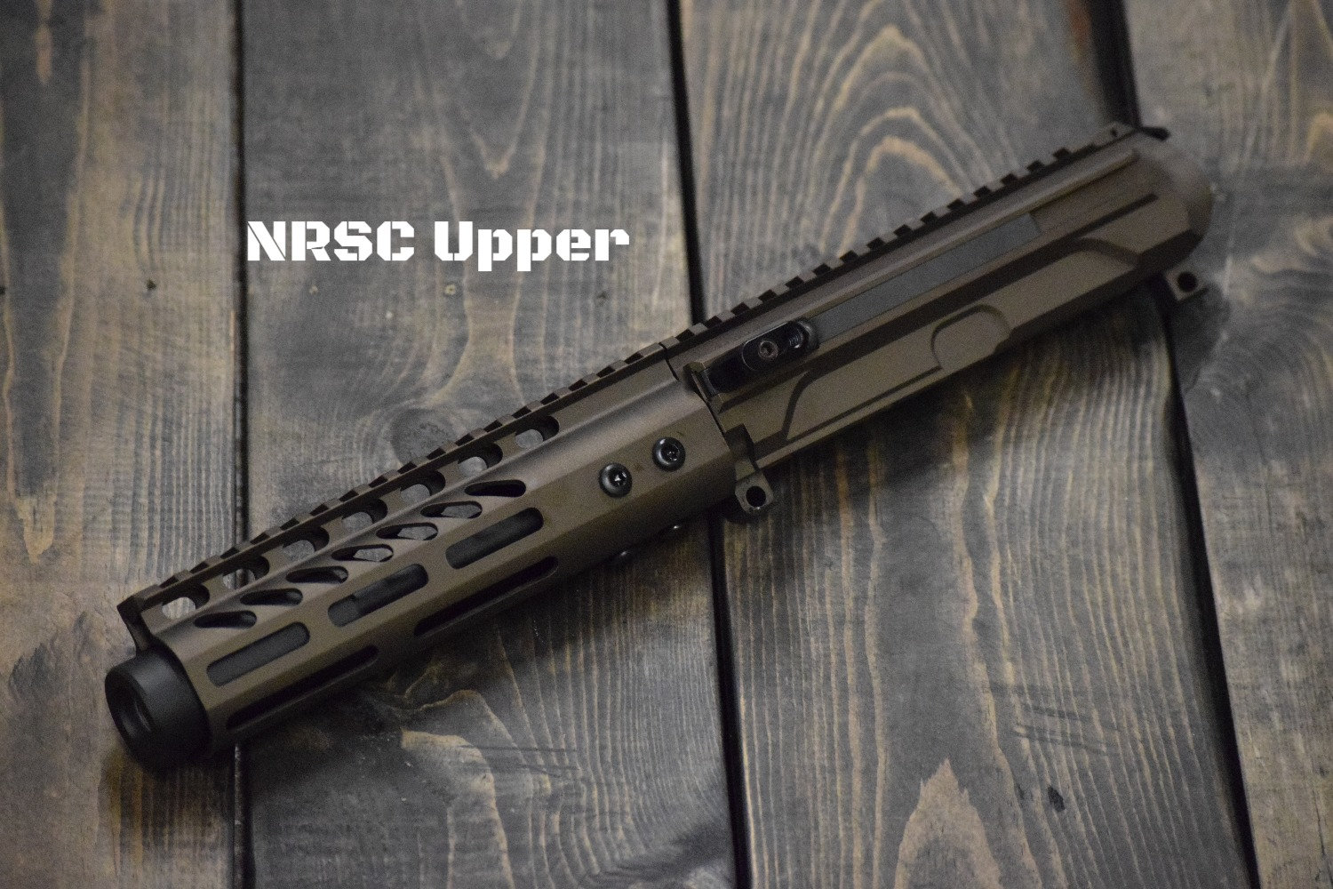 Custom 9mm Upper Assembly | wolfpack-armory