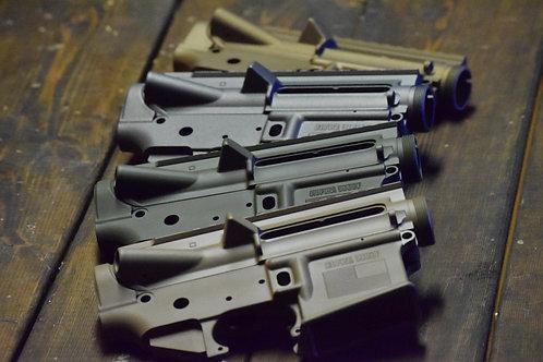 Cerakoted AR15 Upper/80% Lower Set