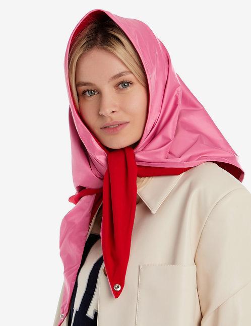 Head Waterproof Scarf pink
