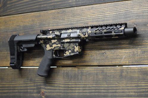 Multicam .300 Blackout Pistol