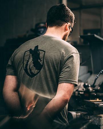 Wolfpack Armory Owner_Joe Weaver