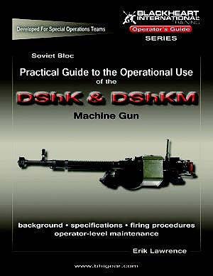 DShK Operation Guide