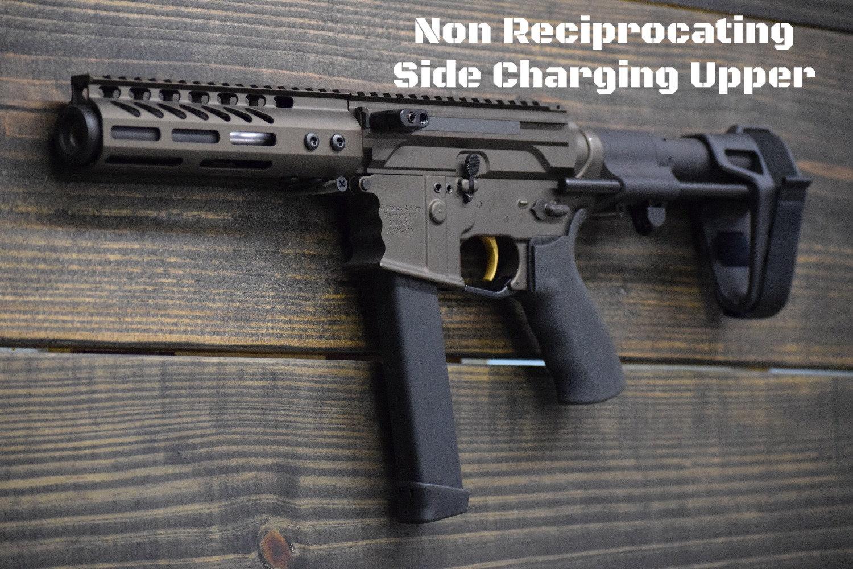 Custom 9mm Upper Assembly | wolfpack-armory