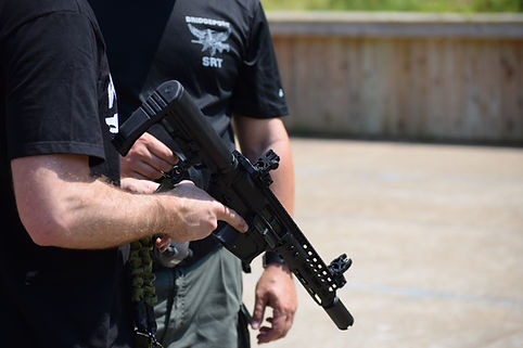 CUSTOM PATROL RIFLE FOR LAW ENFORCEMENT - WOLFPACK ARMORY
