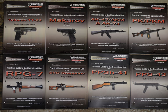 Foreign Weapons Operation Guide Set