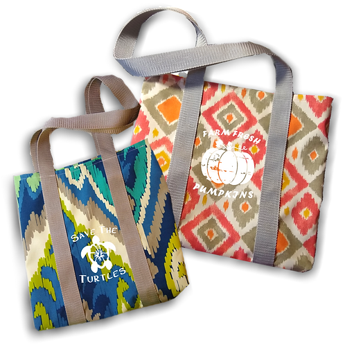 """""""The Perfect Tote Bag"""" Project Box"""
