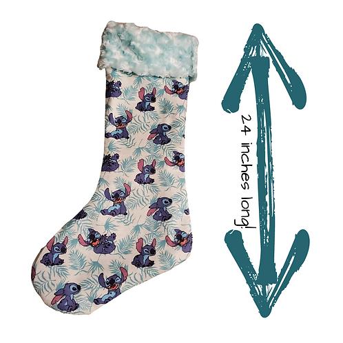"24"" Christmas Stockings Fun Prints!"