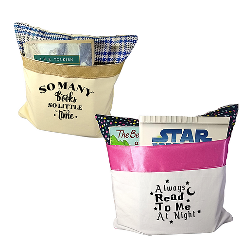 Book Pillow Project Pack