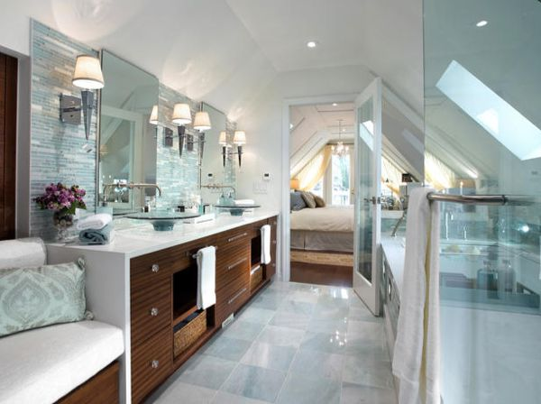 small bath retreat