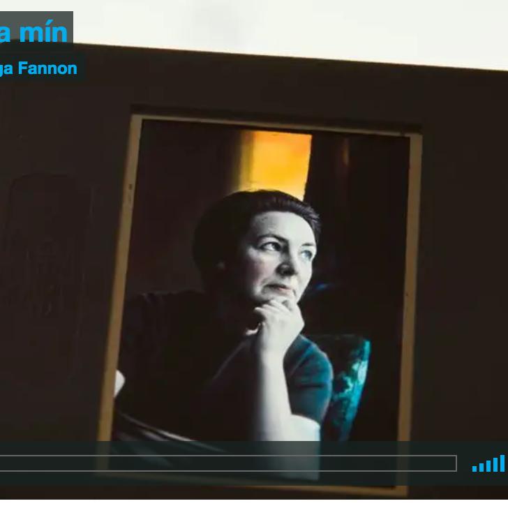 Film by Helga Fannon - Amma Mín