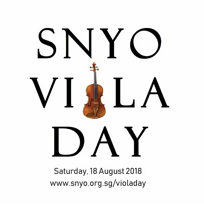 SNYO Viola Day