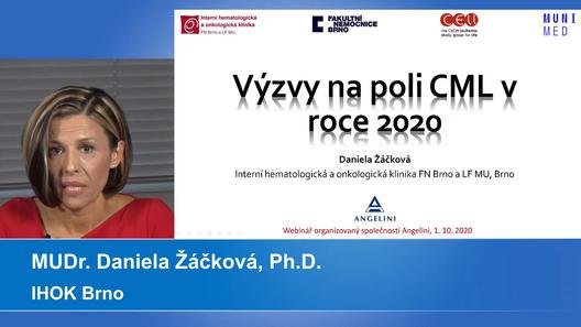Výzvy na poli CML v roce 2020