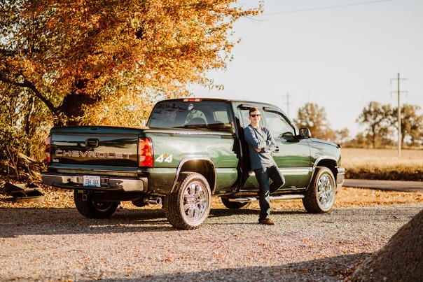 Cape Girardeau Southeast Missouri Senior Photo