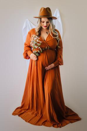 Cape Girardeau Southeast Missouri Studio Maternity Photo