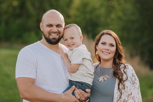 Cape Girardeau Southeast Missouri Maternity Family Photo