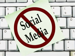 Update - No to social media - what happened next
