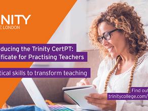 Trinity CertPT: Certificate for Practising Teachers