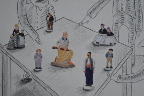 The Manipulators, detail