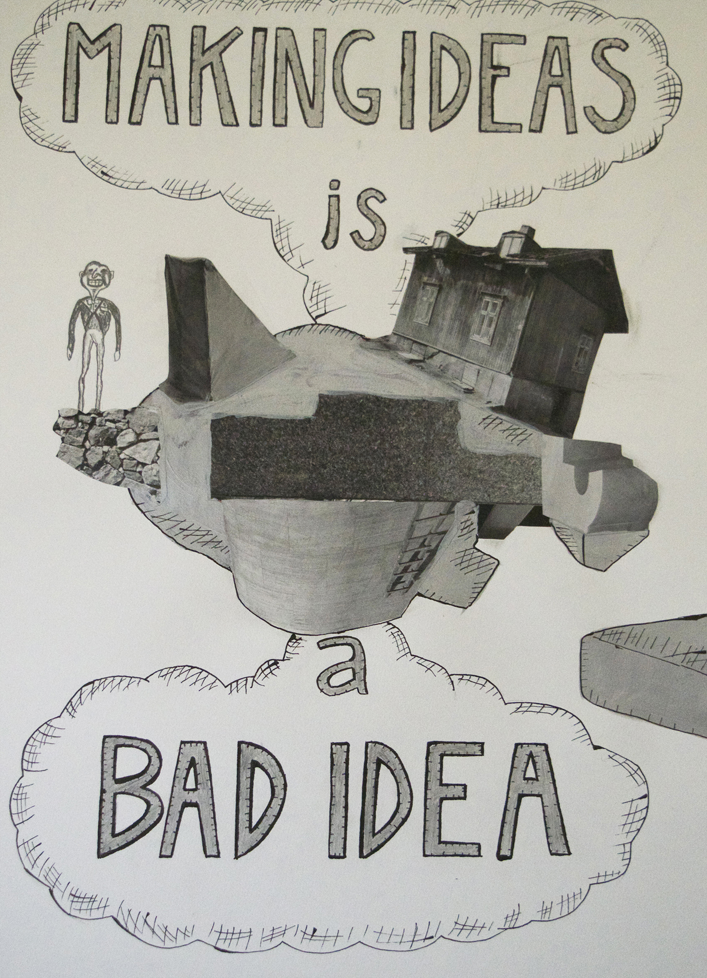 Making Ideas Is a Bad Idea