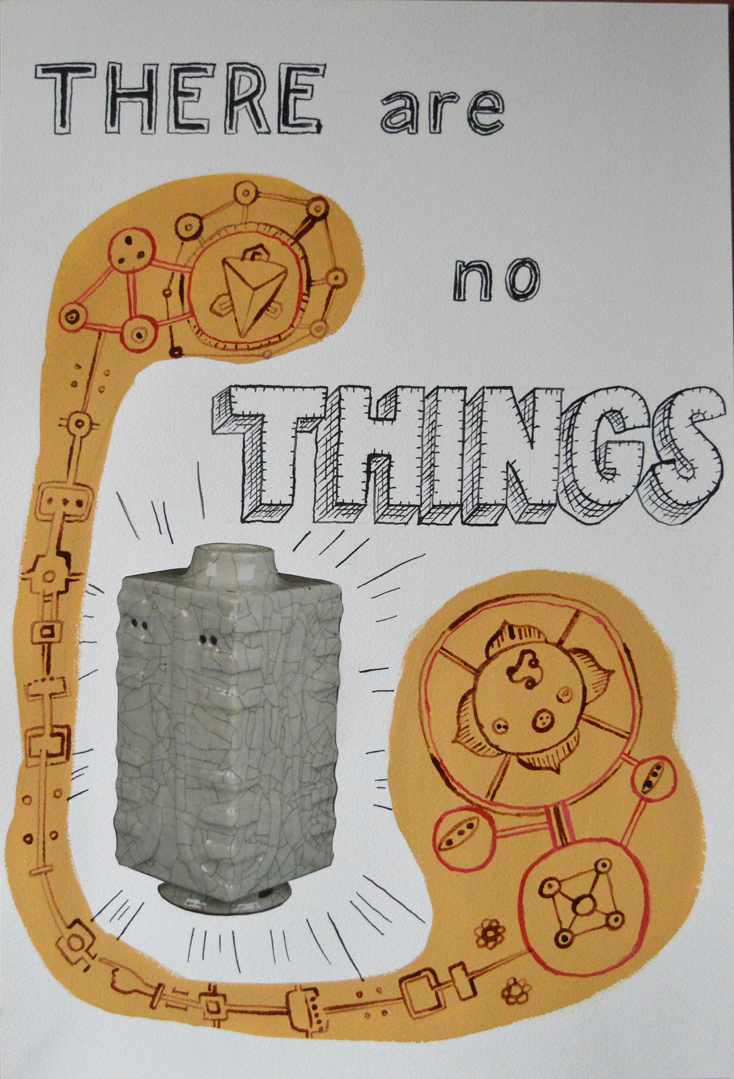 There Are No Things
