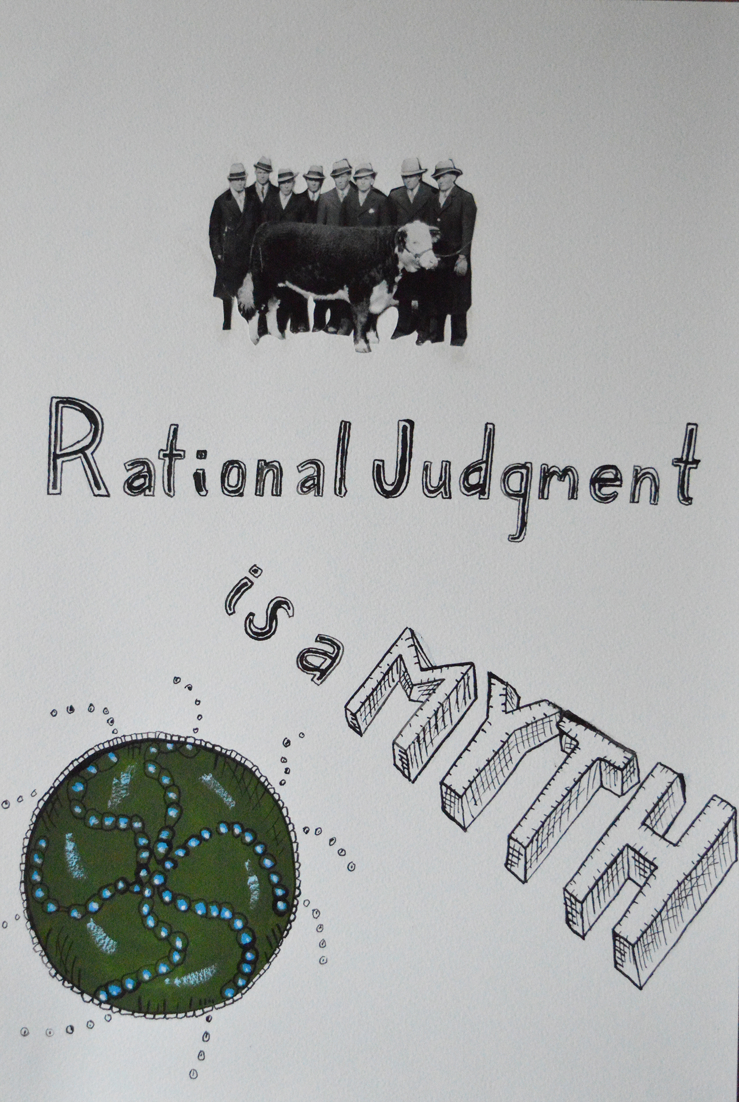 Rational Judgment Is a Myth