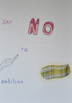 No to Ambition