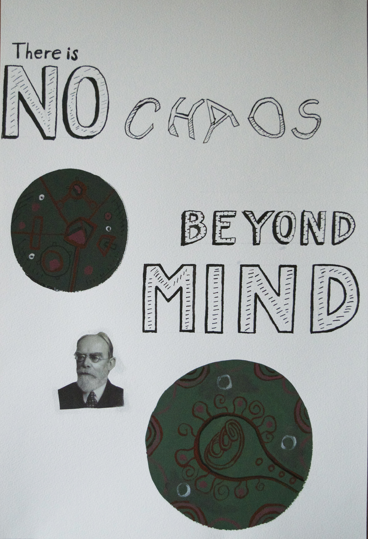 There Is No Chaos Beyond Mind