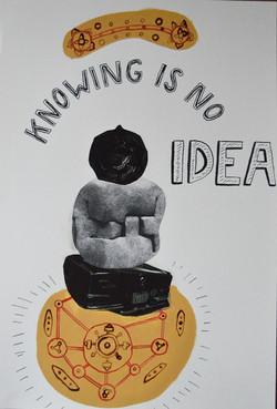 Knowing Is No Idea