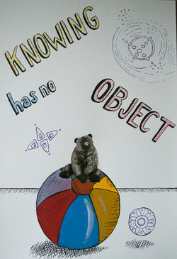 Knowing Has No Object