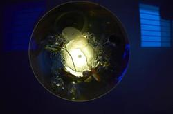 hologram closeup
