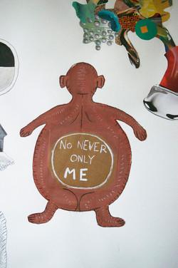 No Never, detail