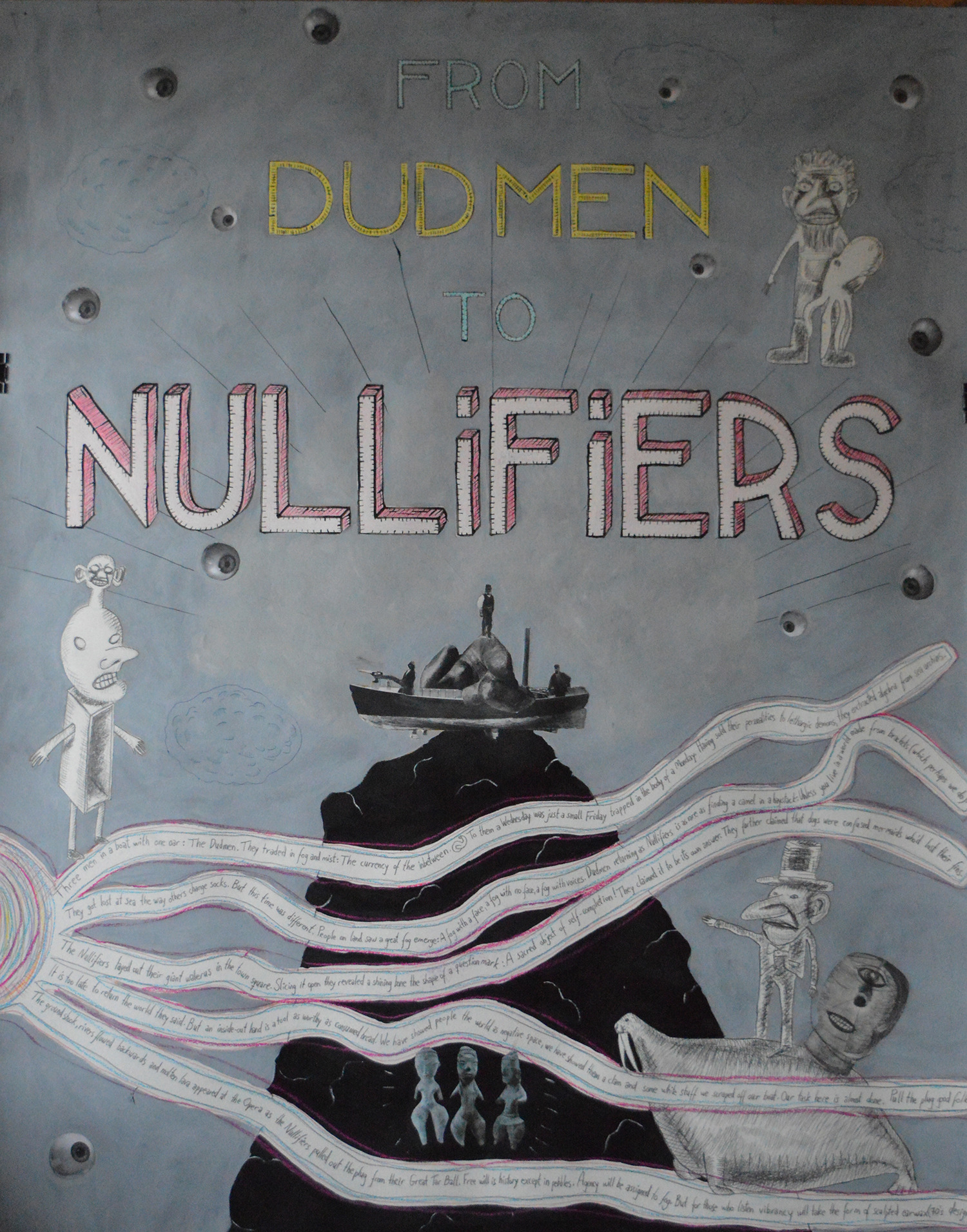 From Dudmen to Nullifiers
