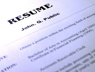 Resume Writing Tips for Ex Defence Personnel